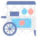 Cotton Candy Stall Stall Cotton Candy Icon
