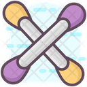 Cotton Swab Icon
