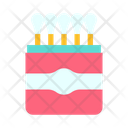 Cotton Swabs Icon