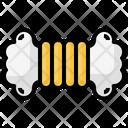 Cotton Vaping Vape Icon
