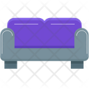 Couch Sofa Home Icon
