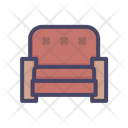 Sit Furniture Seat Icon