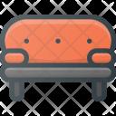Couch Furniture Sofa Icon
