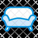 Couch Furniture Interior Icon