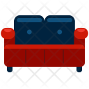 Couch Sofa Furniture Icon