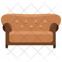 Couch Couch Seat Icon
