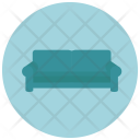 Couch Livingroom Sofa Icon