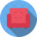 Couch Sofa Chair Icon