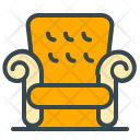 Couch Sofa Armchair Icon
