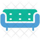 Couch Divan Settee Icon