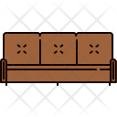 Seat Couch Furniture Icon