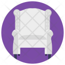 Chair Sofa Settee Icon