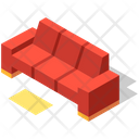 Couch Sofa Relax Icon