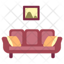 Couch Sofa Living Icon