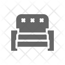 Couch Sit Furniture Icon