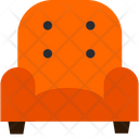 Couch Chair Seat Icon