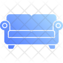 Couch Sofa Sitting Icon
