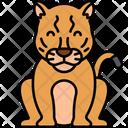 Cougar Animal Puma Icon