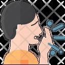 Cough Sneeze Man Icon