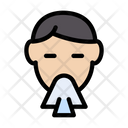 Cough Flu Allergy Icon