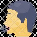 Cough Covid Symptom Chest Cold Icon