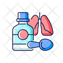 Cough Syrup Icon