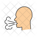 Coughing Oral Mouth Icon