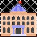 Architecture Government Building Council Building Icon
