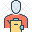 Counselor Solicitor Administrator Icon