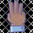 Finger Hand Icon