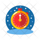 Countdown Stopwatch Time Icon