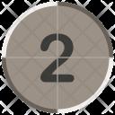 Countdown Movie Two Icon