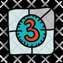 Film Countdown Icon