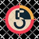 Countdown Target Starting Icon