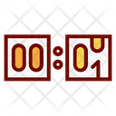 Countdown Time Number Icon