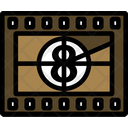 Countdown Frame Number Icon
