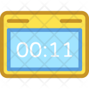 Countdown Duration Time Icon
