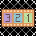 Countdown Timepiece Entry Icon