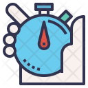 Time Stopwatch Rush Icon