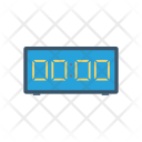 Countdown Digital Timer Icon