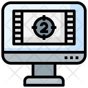 Countdown Video Icon