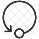 Counterclockwise Icon