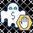 Cash Counterfeit Prevention Icon