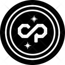 Counterparty Cryptocurrency Xcp Icon
