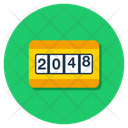 Counting Digital Counter Countdown Icon