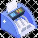 Counting Machine Banking Machine Banking Equipment Icon