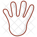 Counting Sign Icon
