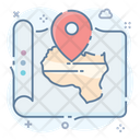 Country Location Icon