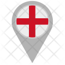 Country Pointer Location Icon