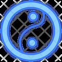 Country Symbol Peace Symbol Icon